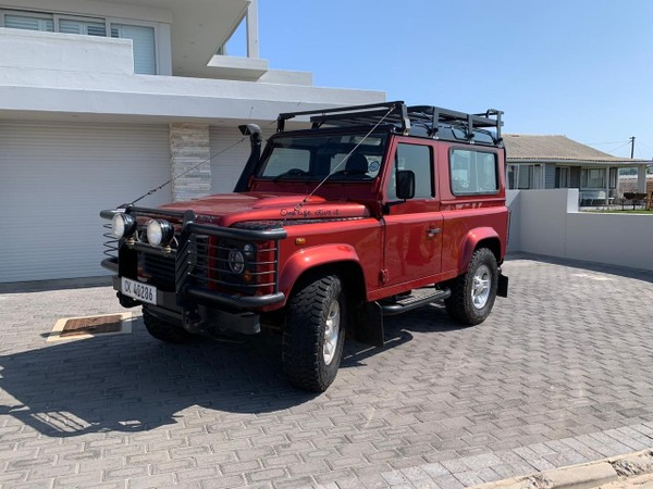 2009 Land Rover Defender 90  2.2d Sw  Western Cape Paarl_0
