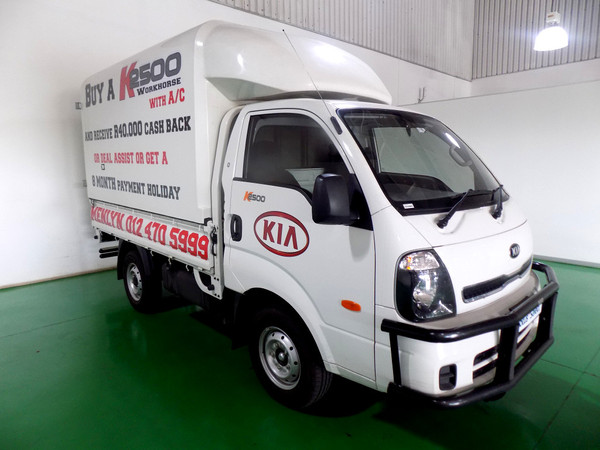 2020 Kia K 2500 Single Cab Bakkie Gauteng Pretoria_0
