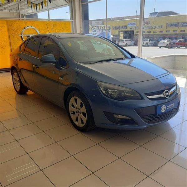 2014 Opel Astra 1.6 Essentia Gauteng Edenvale_0