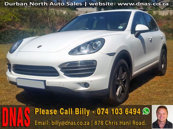 2012 Porsche Cayenne S Tiptronic  Kwazulu Natal Durban North_0