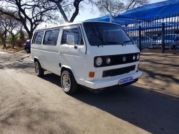 1998 Volkswagen Kombi Volksie Bus 2.3  Gauteng Pretoria West_0