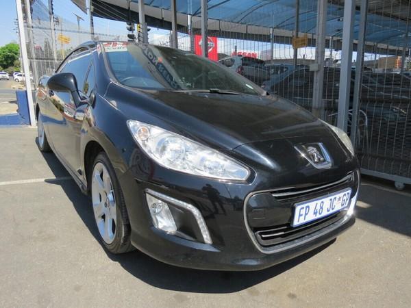 2011 Peugeot 308 1.6 Thp Cc  Gauteng Johannesburg_0