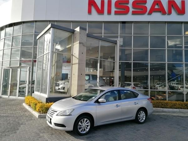 2014 Nissan Sentra 1.6 Acenta CVT Western Cape Worcester_0