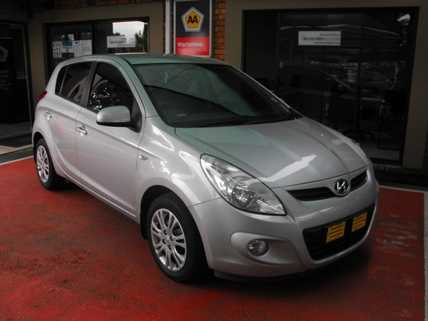 2011 Hyundai i20 1.4 At  Gauteng Boksburg_0