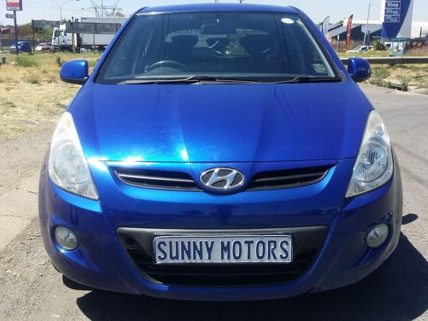 2011 Hyundai i20 1.4  Gauteng Kempton Park_0