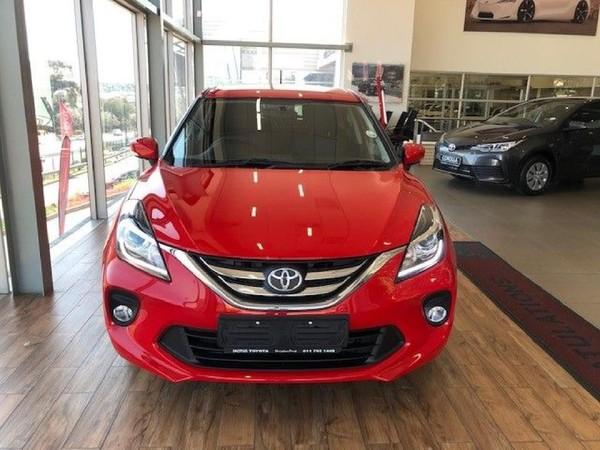 2020 Toyota Starlet 1.4 XR Auto Gauteng Randburg_0