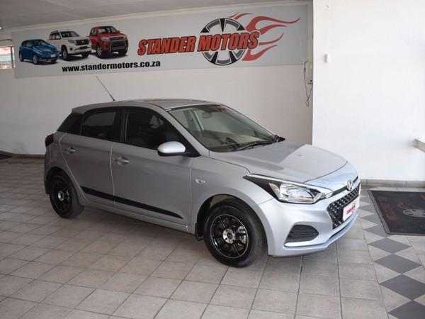 2019 Hyundai i20 1.2 Motion Gauteng Nigel_0