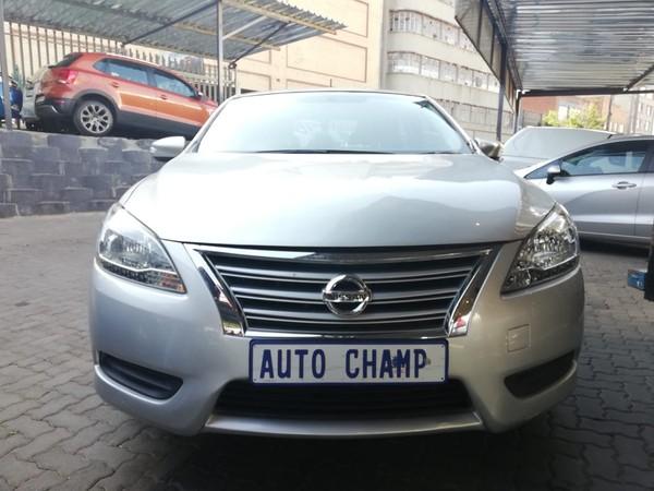 2014 Nissan Sentra 1.6 Acenta Gauteng Johannesburg_0