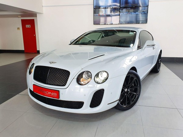 2011 Bentley Continental Supersports Kwazulu Natal Durban_0
