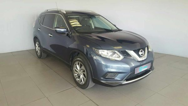 2016 Nissan X-Trail 2.0 Visia Western Cape Malmesbury_0