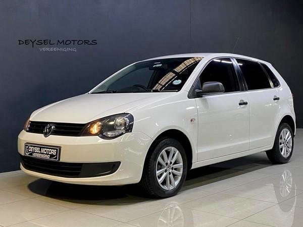2014 Volkswagen Polo Vivo 1.4 Trendline Tip 5DR Gauteng Vereeniging_0