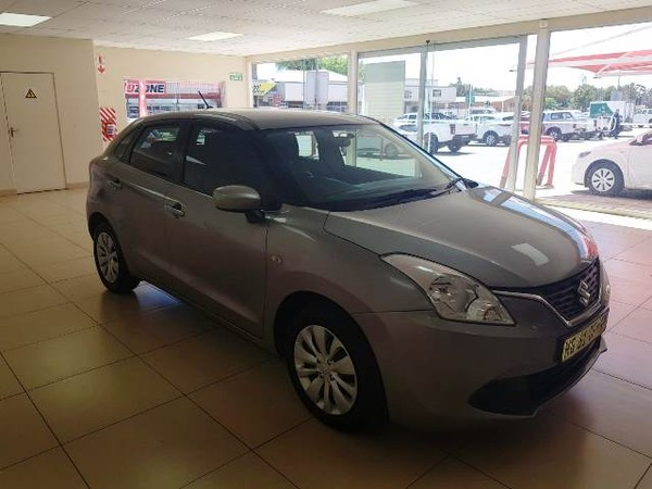2018 Suzuki Baleno 1.4 GL 5-Door Northern Cape Kimberley_0
