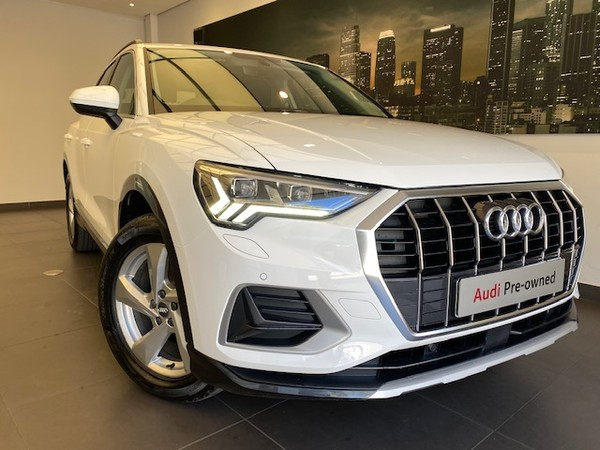 2020 Audi Q3 1.4T S Tronic Advanced 35 TFSI Free State Bloemfontein_0