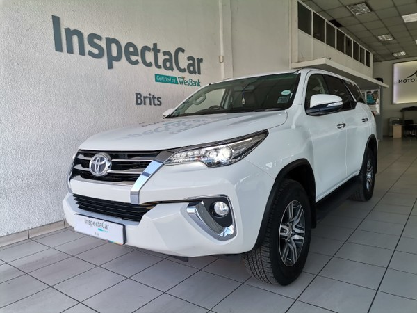 2016 Toyota Fortuner 2.8GD-6 RB Auto North West Province Brits_0