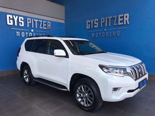2019 Toyota Prado VX-L 4.0 V6 Auto Gauteng Pretoria_0