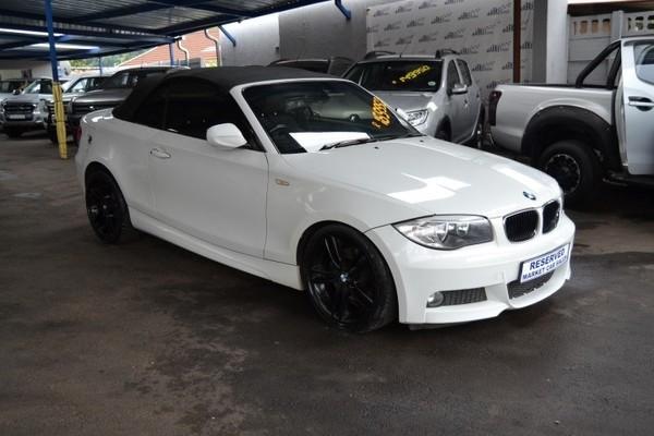 2011 BMW 1 Series 120i Convert Sport At  Gauteng Johannesburg_0