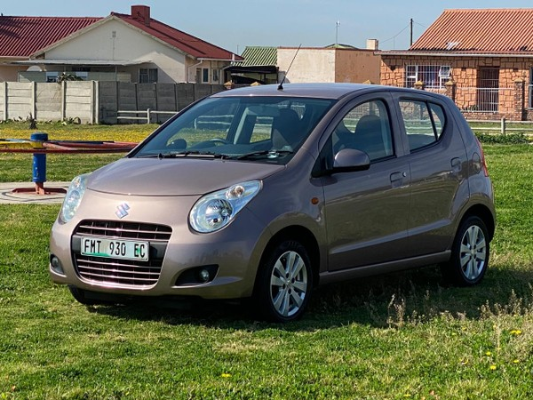 2010 Suzuki Alto 1.0 Gls  Eastern Cape Port Elizabeth_0