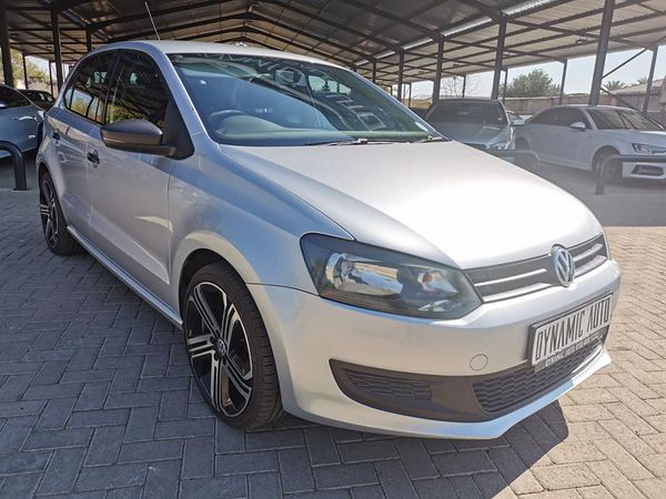 2012 Volkswagen Polo 1.4 Trendline 5dr  North West Province Klerksdorp_0