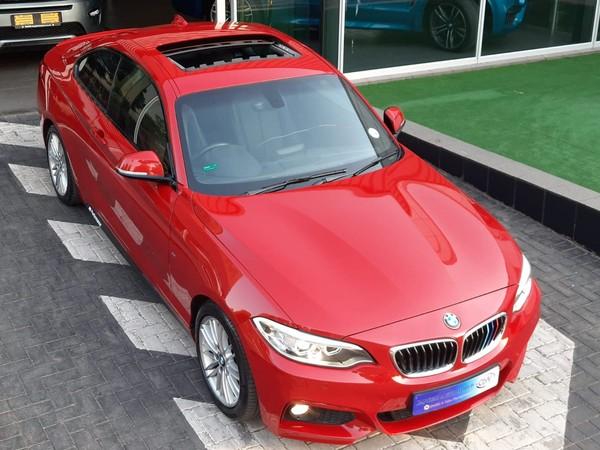 2014 BMW 2 Series 220i M Sport Auto Gauteng Midrand_0