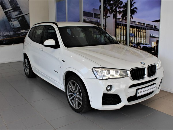 2015 BMW X3 Xdrive20d M-sport At  Western Cape Cape Town_0