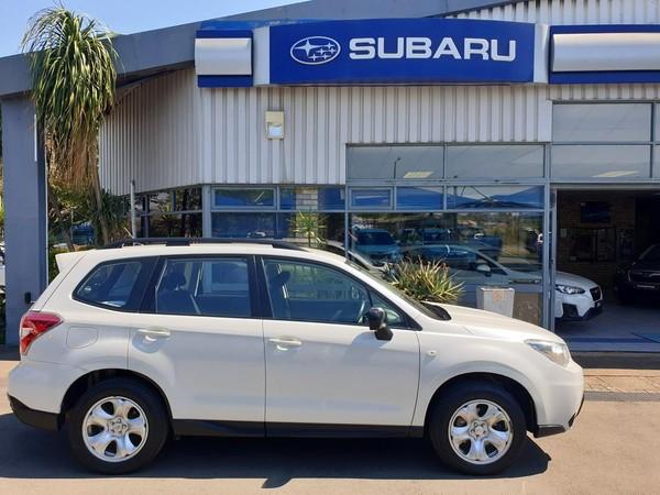 2014 Subaru Forester 2.5 X CVT Kwazulu Natal Pietermaritzburg_0