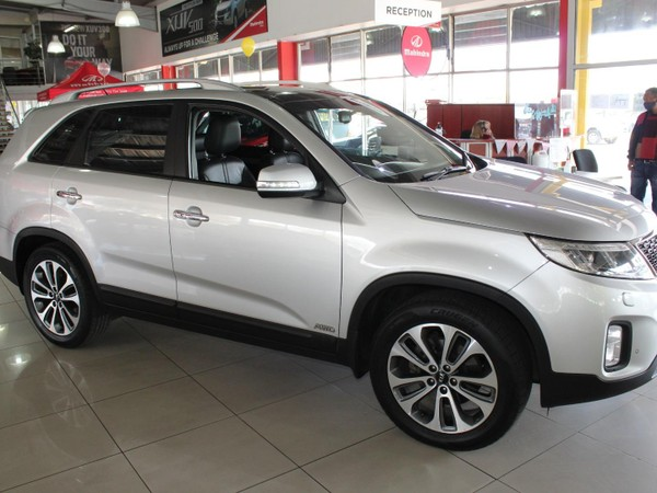 2015 Kia Sorento 2.2 AWD Auto 7 SEAT Gauteng Alberton_0
