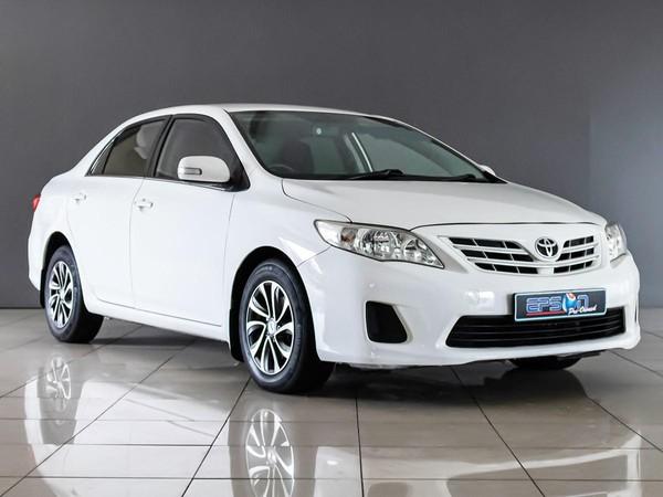 2012 Toyota Corolla 1.6 Advanced At  Gauteng Nigel_0