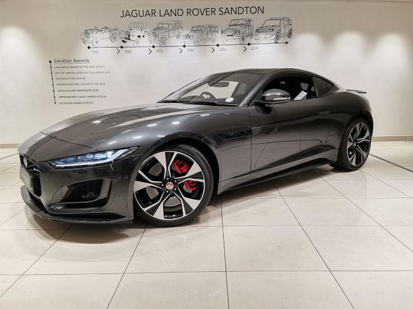 2020 Jaguar F-TYPE S 3.0 V6 Coupe Auto Gauteng Rivonia_0