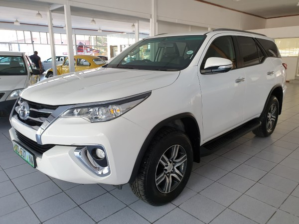 2017 Toyota Fortuner 2.4GD-6 RB Auto North West Province Klerksdorp_0