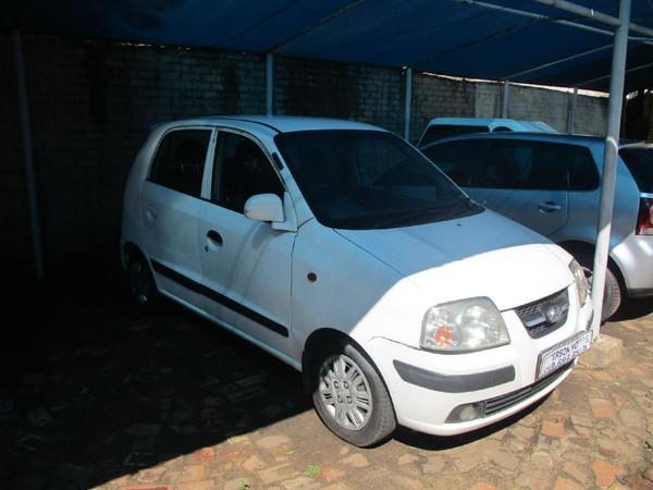 2007 Hyundai Atos 1.1 Gls  Gauteng Kempton Park_0