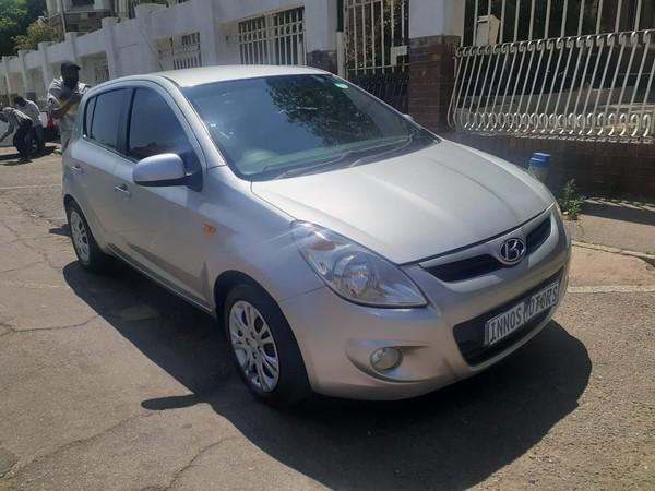 2011 Hyundai i20 1.4 Fluid  Gauteng Johannesburg_0