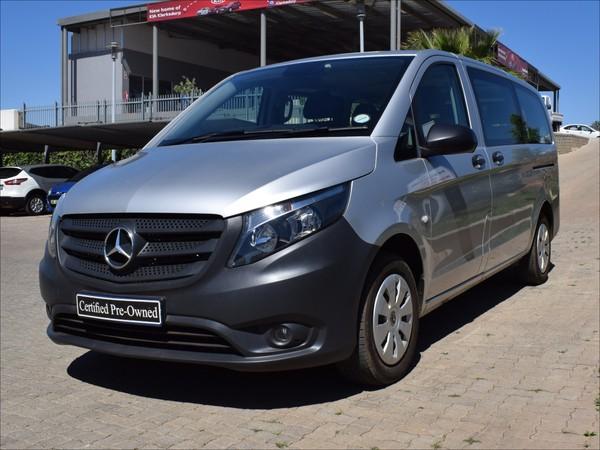 2018 Mercedes-Benz Vito 116 2.2 CDI Tourer Pro Auto North West Province Klerksdorp_0