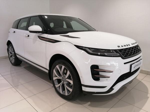 2020 Land Rover Evoque 2.0D SE 132KW D180 Western Cape Stellenbosch_0