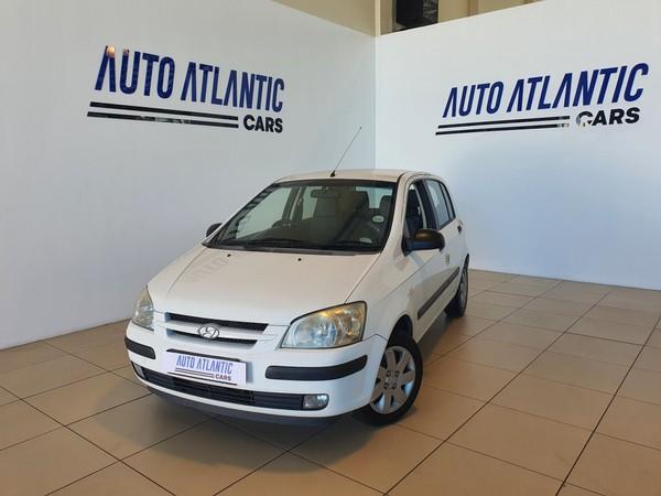 2005 Hyundai Getz 1.6 Ac  Western Cape Cape Town_0