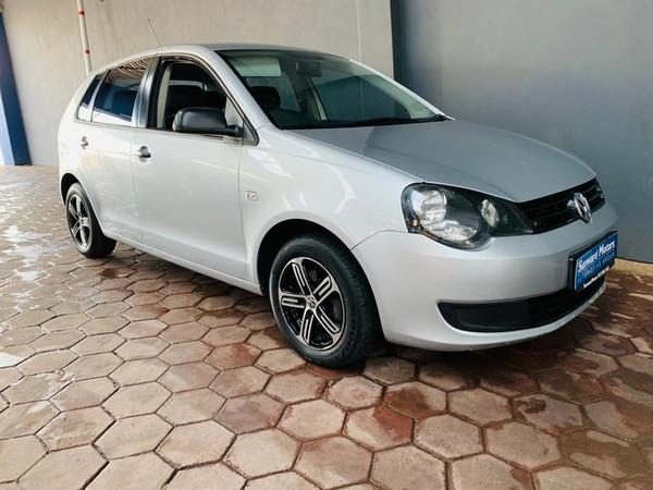 2011 Volkswagen Polo 1.4 Trendline 5dr  Gauteng Silverton_0