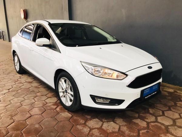 2015 Ford Focus 1.5 Ecoboost Trend Gauteng Silverton_0