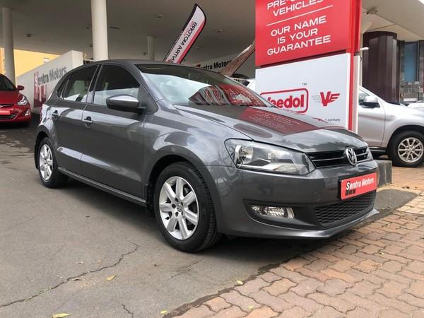 2012 Volkswagen Polo 1.4 Comfortline 5dr  Free State Bloemfontein_0