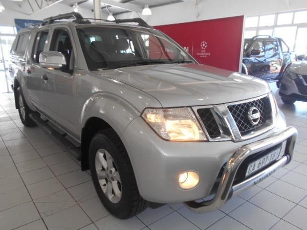 2014 Nissan Navara 2.5 Dci Le 4x4 At Pu Dc  Western Cape Cape Town_0