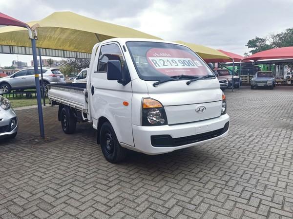 2016 Hyundai H100 Bakkie 2.6d Ac Fc Ds  Mpumalanga Nelspruit_0