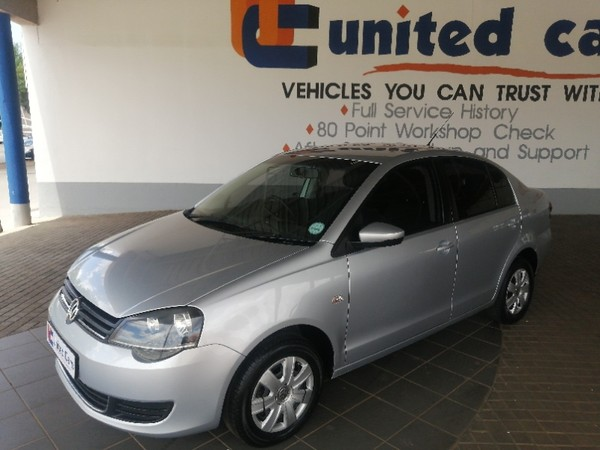2015 Volkswagen Polo Vivo GP 1.4 Trendline North West Province Klerksdorp_0