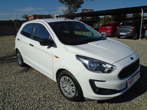2020 Ford Figo 1.5Ti VCT Ambiente Gauteng Kempton Park_0