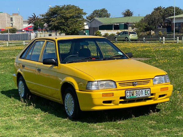 1999 Mazda 323 1.3 Glc  Eastern Cape Port Elizabeth_0