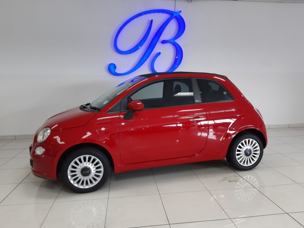 2016 Fiat 500 1.2 Cabriolet  Western Cape Cape Town_0
