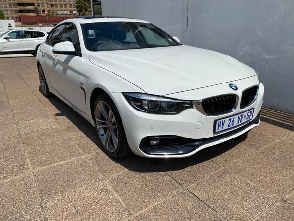 2019 BMW 4 Series 420i Gran Coupe Sport line Auto Gauteng Germiston_0