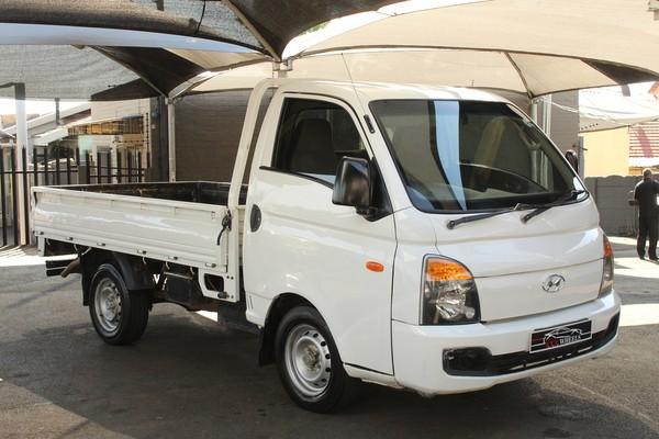 2014 Hyundai H100 Bakkie 2.6d Fc Cc  Gauteng Johannesburg_0