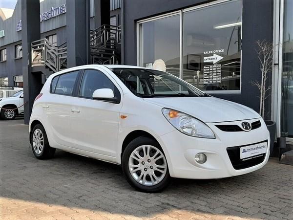 2009 Hyundai i20 1.6  Gauteng Centurion_0