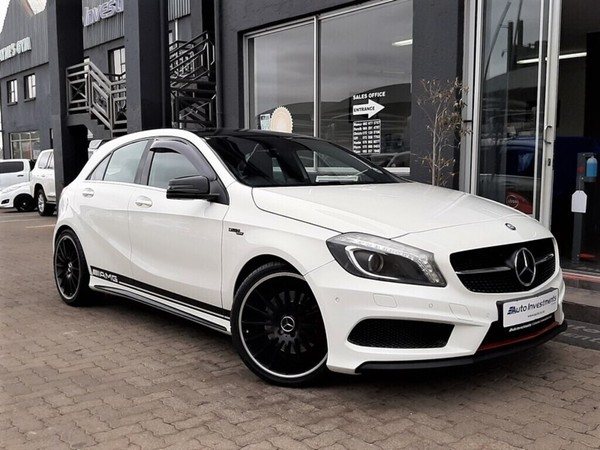 2014 Mercedes-Benz A-Class A 250 Sport At  Gauteng Centurion_0