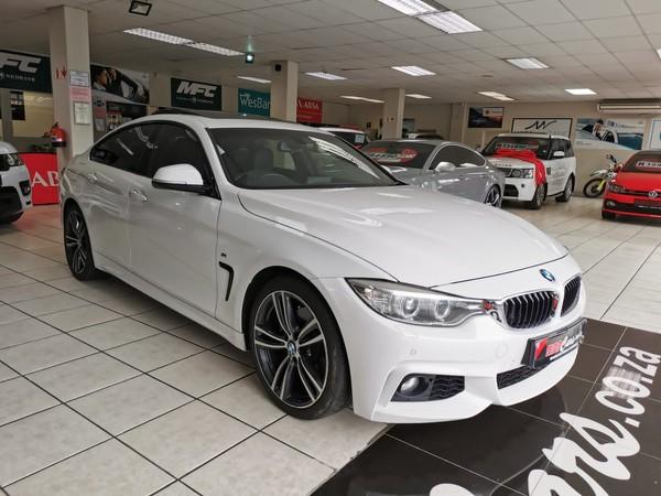 2016 BMW 4 Series 430i Gran Coupe M Sport Auto Kwazulu Natal Pinetown_0