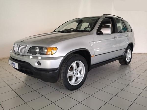2001 BMW X5 4.4 At  Gauteng Pretoria_0