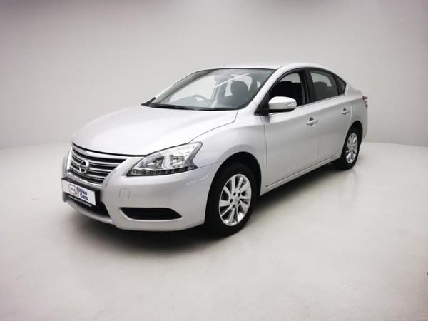 2013 Nissan Sentra 1.6 Acenta Gauteng Pretoria_0